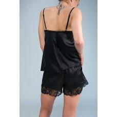 Пижама с шортами IMATE «Пантера» черный арт. 1045