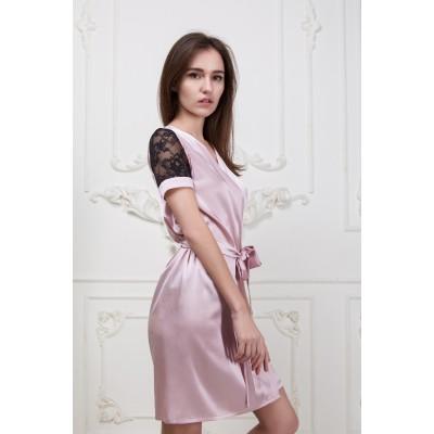 IMATE Халат «Розовая дымка» розовый арт. 1014