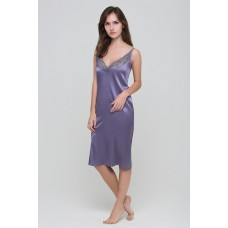 Сорочка, платье комбинация IMATE  (аметист)