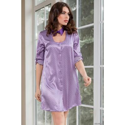 Mia Mia Рубашка «Алекса» (фиолетовый) арт. 3217