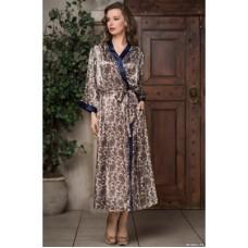 Mia Mia кимоно длинное «Персия» ( леопард) арт. 3409