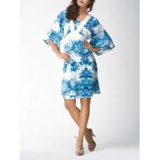 Домашнее платье Marc & André SS-A4203 голубой
